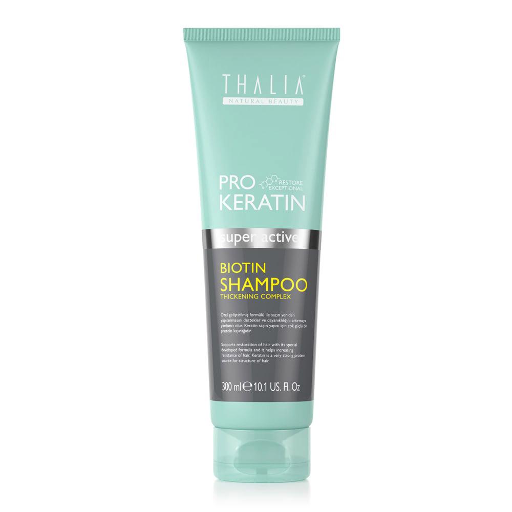 Pro Keratin Biotin Şampuan - 300 ml