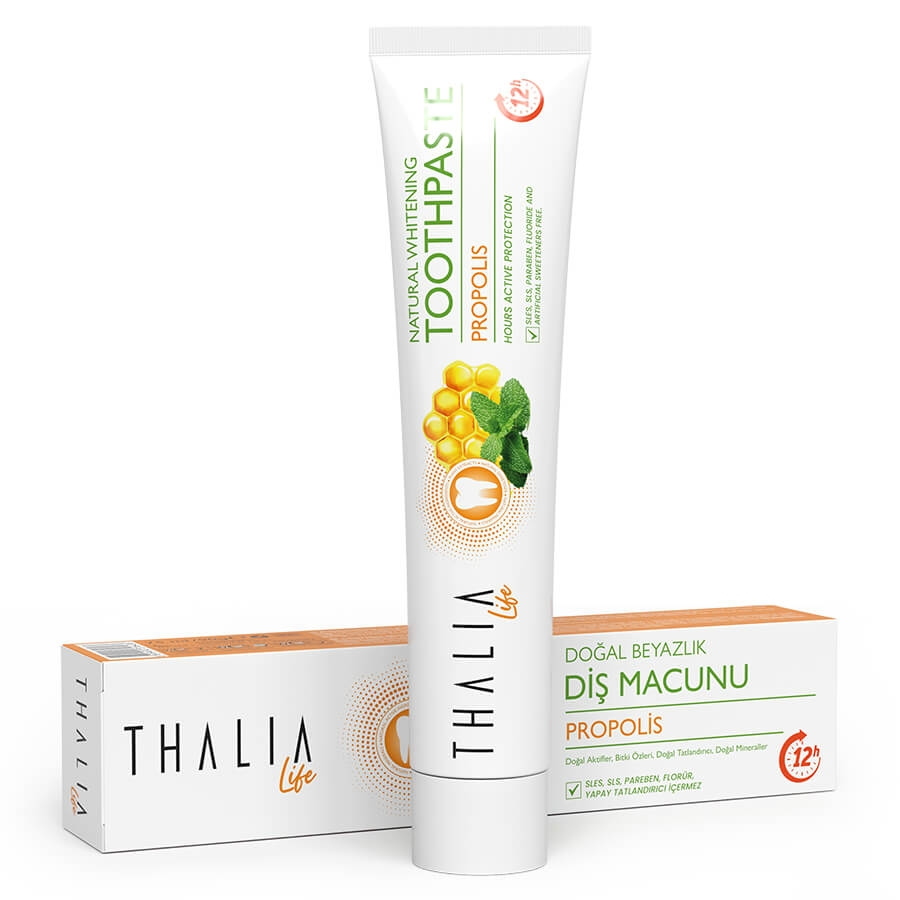 Thalia Propolis Diş Macunu 75 ml