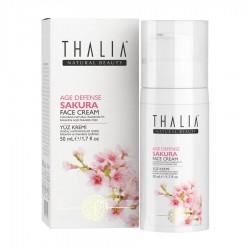Thalia - Thalia Sakura Özlü Yaşlanma Karşıtı Yüz Kremi- 50 ml