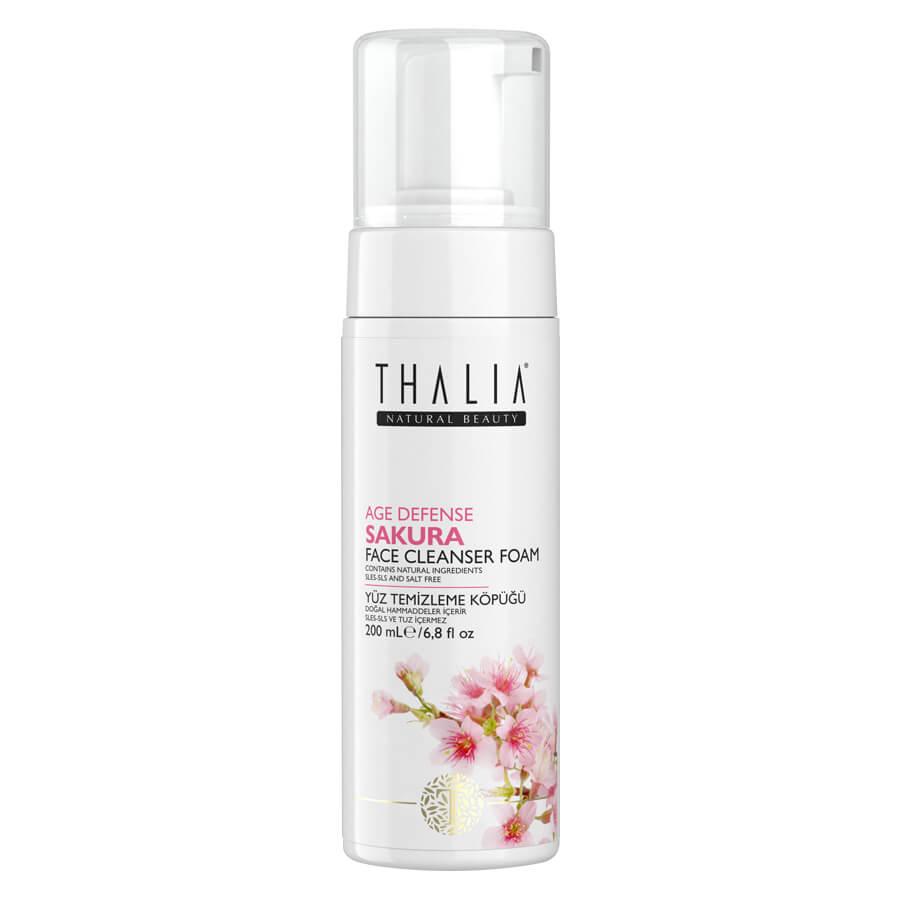 Thalia Sakura Özlü Yaşlanma Karşıtı Yüz Temizleme Köpüğü - 200 ml