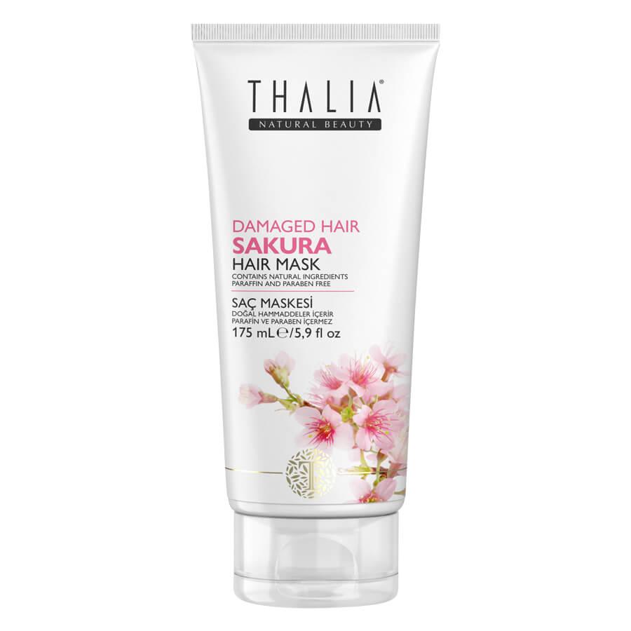 Thalia Sakura Özlü Yıpranma Karşıtı Saç Bakım Maskesi - 175 ml