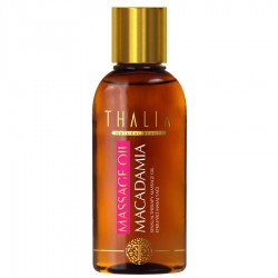 Thalia - Thalia Sensualtherapy Macadamia Yağlı Masaj ve Vücut Yağı 150 ml / Paraben İçermez