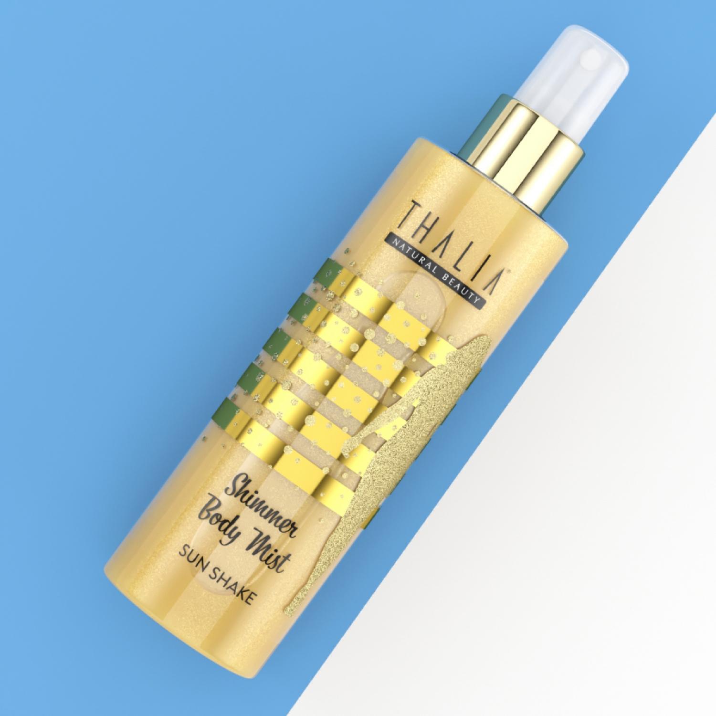 Thalia Sun Shake Body Shimmering Mist 200 ml