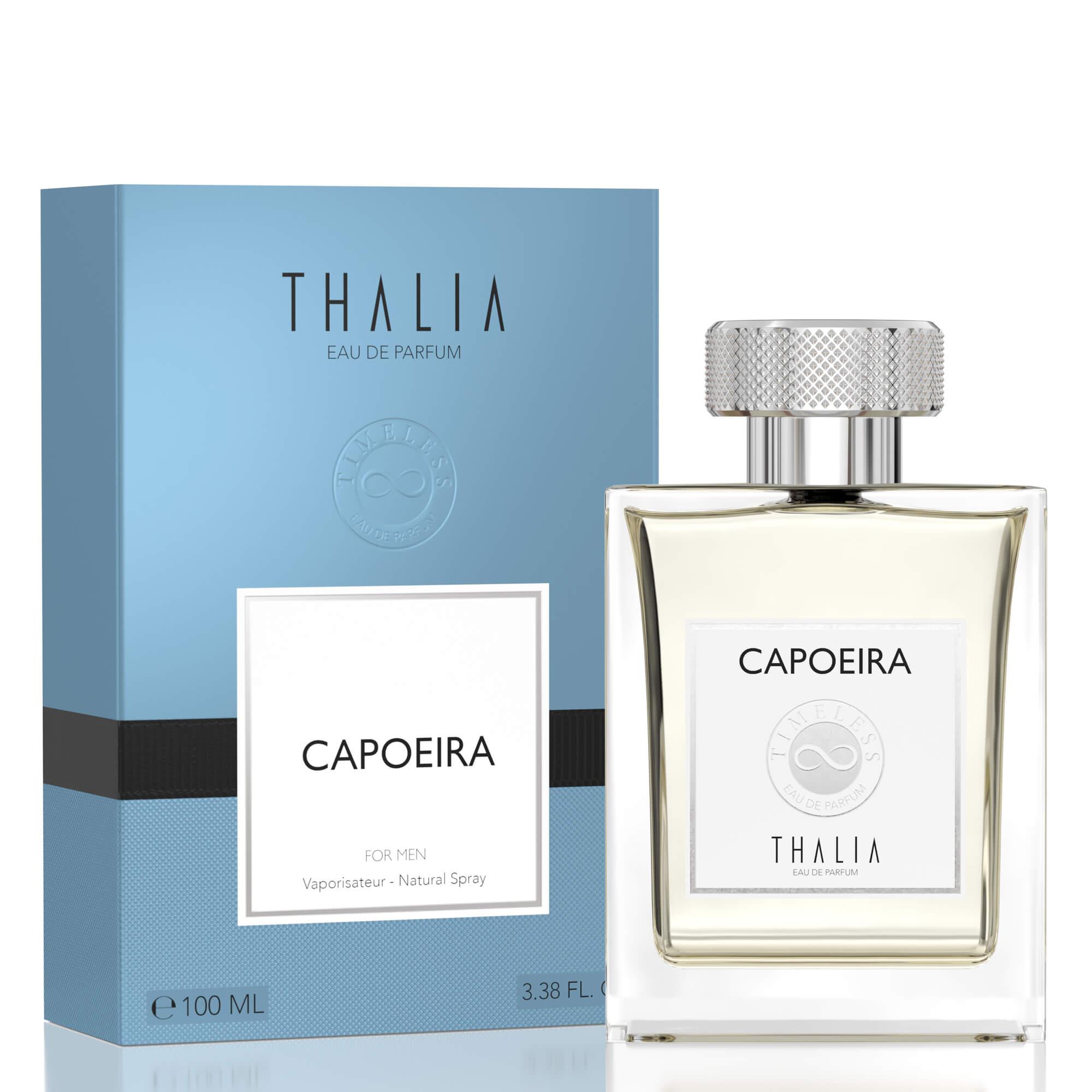 Thalia Timeless Capoeria Eau De Parfüm Men 100 Ml