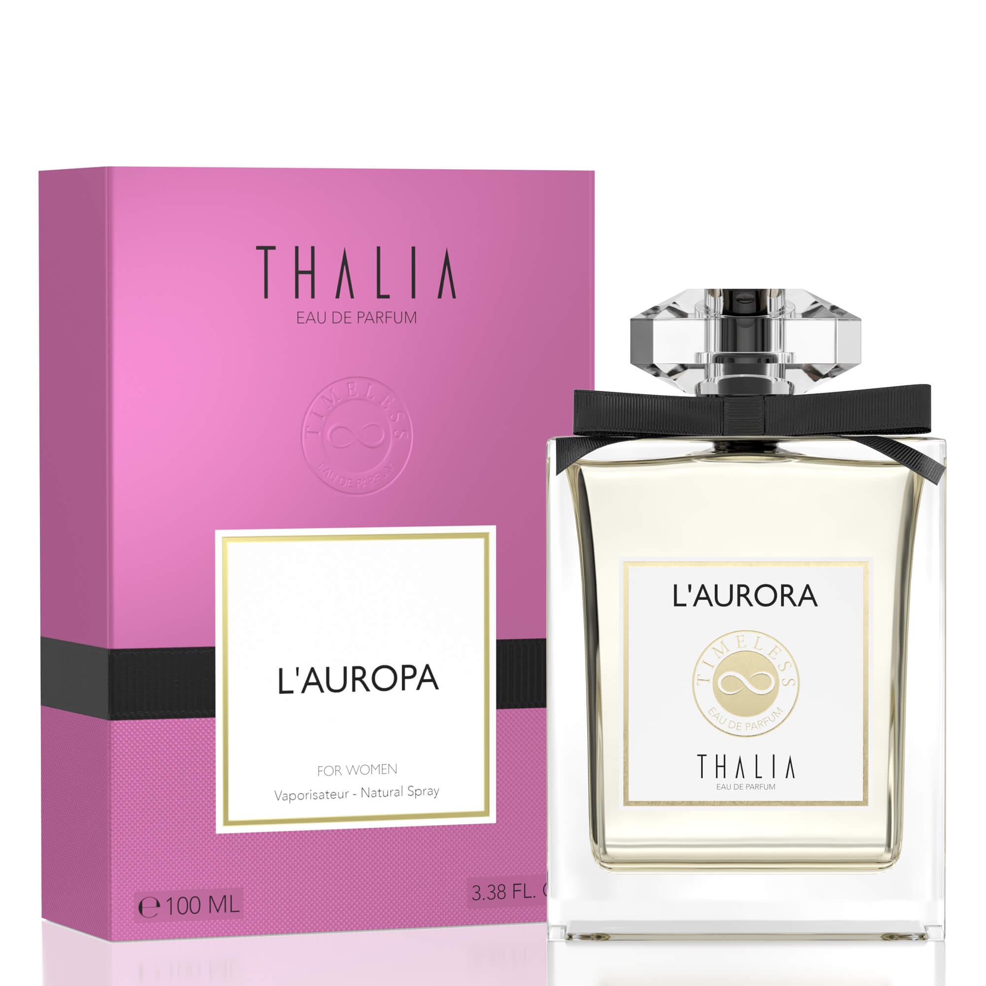 Thalia Timeless L'Aurora Eau De Parfüm Women 100 Ml