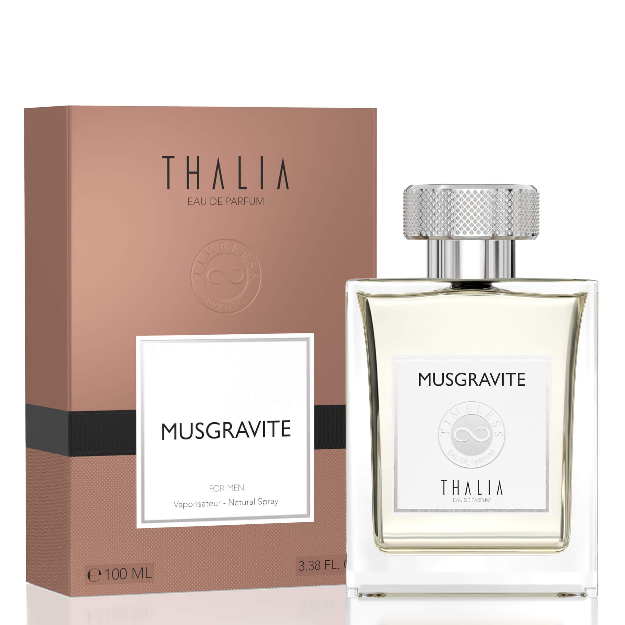 Thalia Timeless Musgravite Eau De Parfüm Men 100 Ml