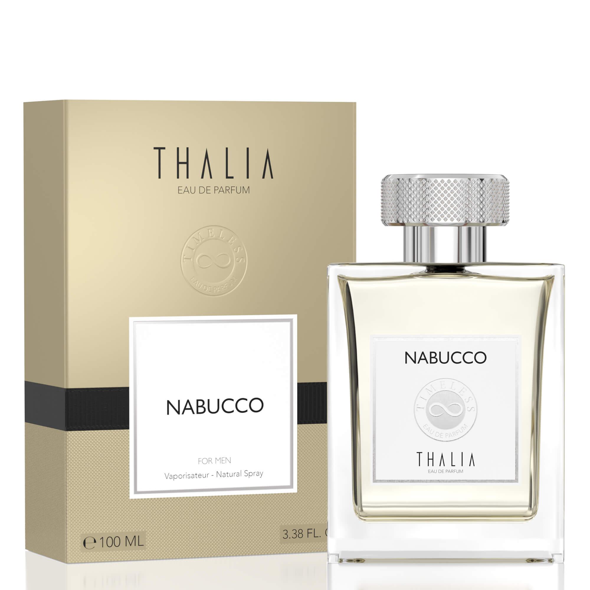 Thalia Timeless Nabucco Eau De Parfüm Men 100 Ml