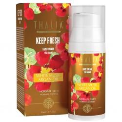 Thalia - Thalia White Musk & Argan Yağlı Yüz Bakım Kremi 15 SPF - 50 ml