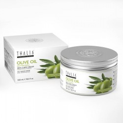 Thalia - Zeytinyağlı Cilt Bakım Kremi - 250 ml